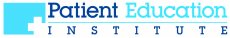Logo of Patient Education Institute